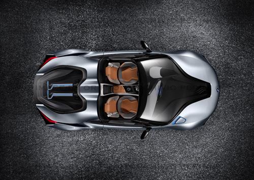 BMW 2012 i8 Spyder Concept