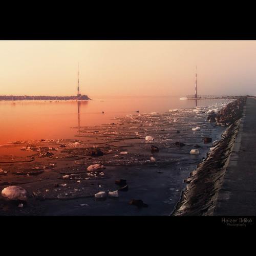 hungary természet balaton tó táj tájkép tél víz vízpart canonsx10 ringexcellence blinkagain