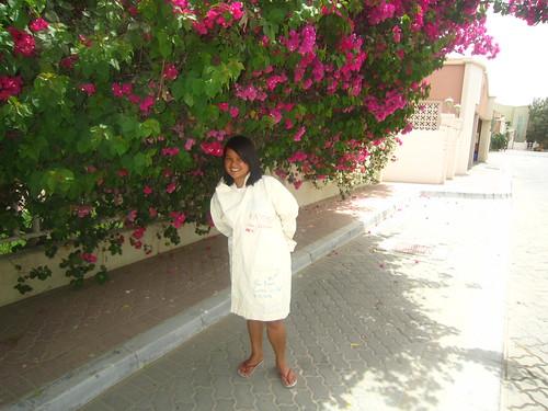 Kathlein Taganas, Al Ain, United Arab Emirates
