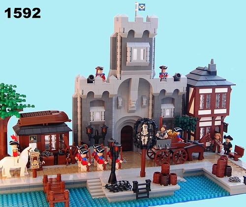 Set 1592 Remade - Box Cover