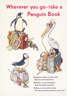 Penguin Promotional Poster