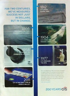 200 Years of Citi