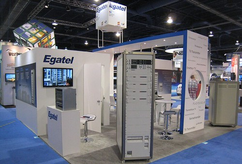 Egatel attends the NAB fair for the eleventh consecutive year