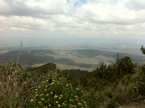 Mount Longonot, Kenya September 2011
