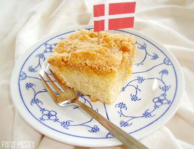 Drømmekage - Danish Dream Cake