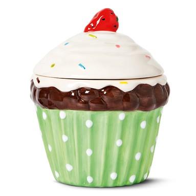cupcake con tapa tiger