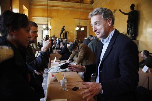 21e journée du livre politique Lire la politique Assemblée nationale Hervé Gaymard