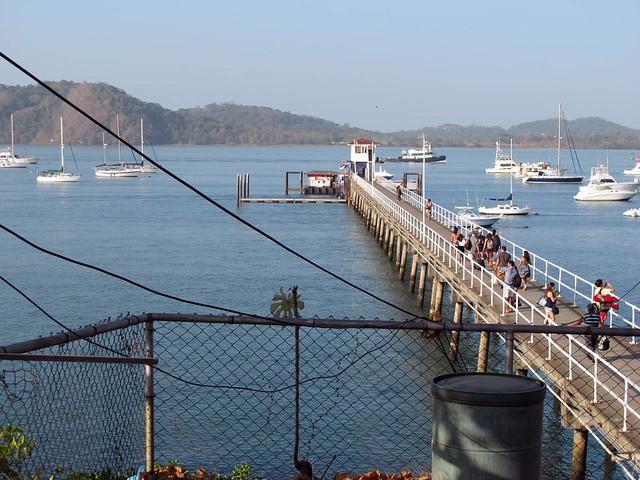Ferry para Contadora, Panamá