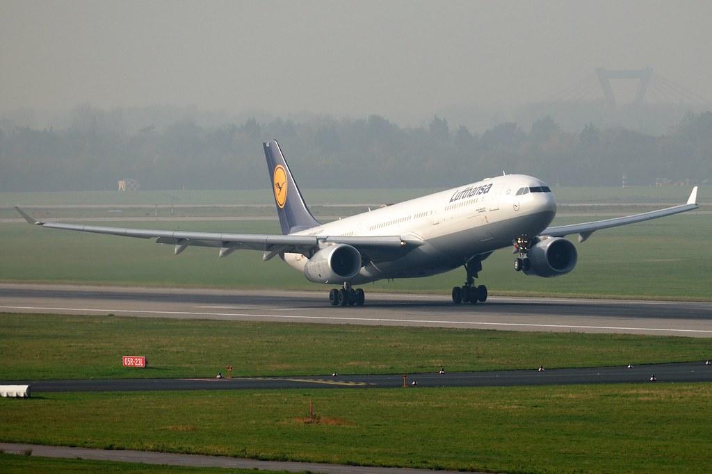 D-AIKG - A330 - Lufthansa