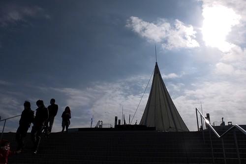 View from Umibotaru