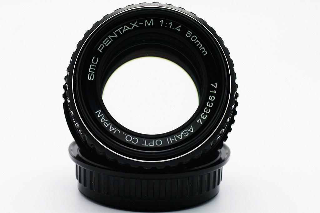 SMC PENTAX-M 1:1.4 50mm
