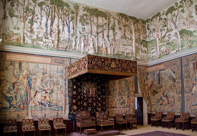 Hardwick Hall Interior 2 Flickr Photo Sharing
