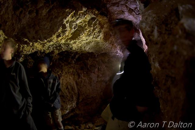 Mineshaft Excursion