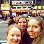 Seeing Don't Dress For Dinner on Broadway. (Squee of joy obvious yet silent.) #26goals #theatre