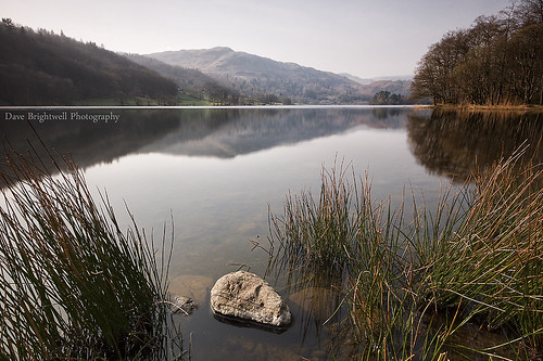 A View Of Grasmere by Dave Brightwell