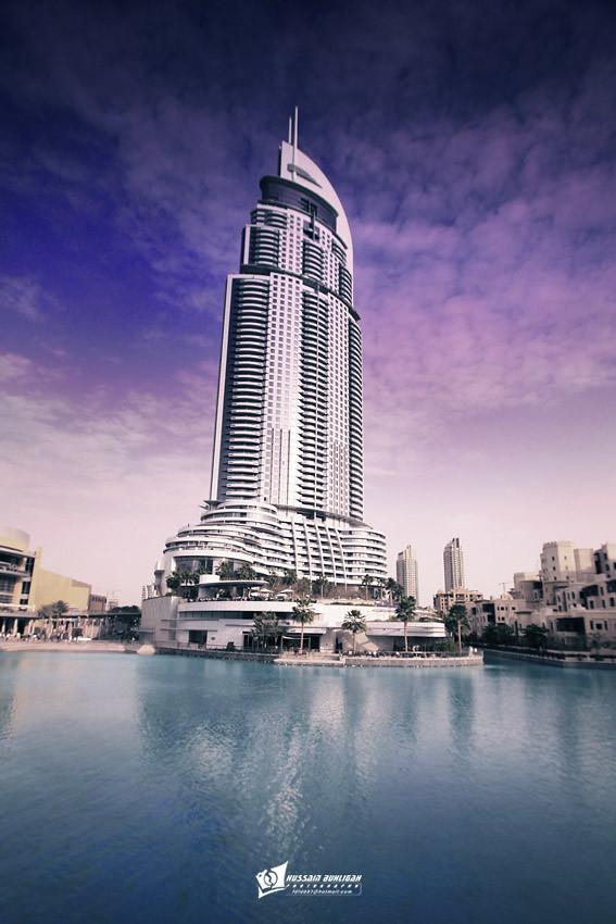 The Address, Dubai 5 Star City Hotels | Dubai MARCH 2012