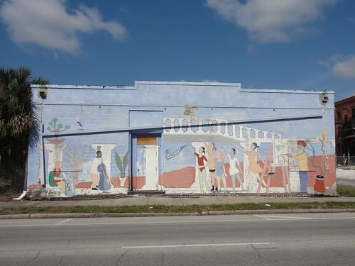 Lockhart Elementary Mural