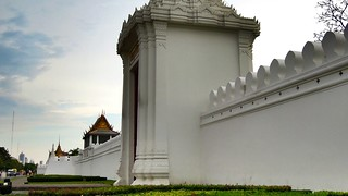 Image of Grand Royal Palace near Bangkok. thailand bangkok royal grand palace 2012