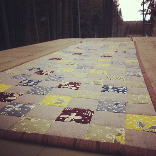 Hope Valley Linen Table Runner