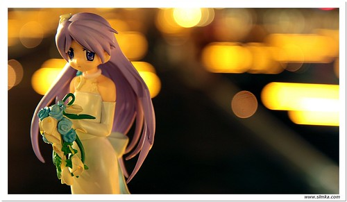 Kagami's wedding gown - 11