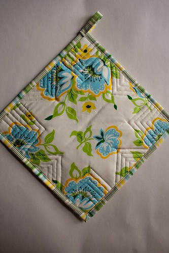Ba{M}S Potholder 1 Back