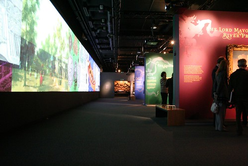The display area