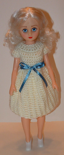 14-Inch Fashion Doll Dress