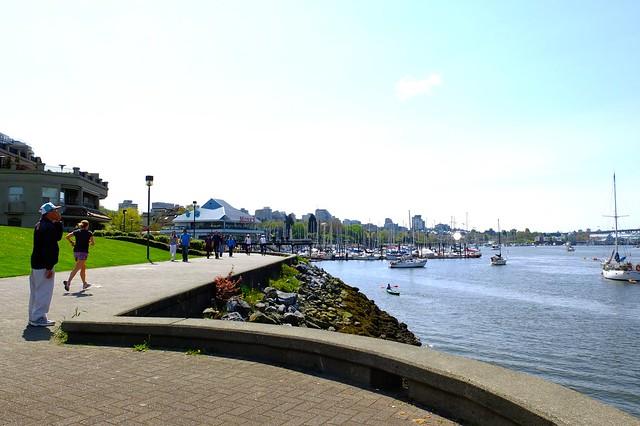 Charleston Park / False Creek / Olympic Village / Vancouver, BC
