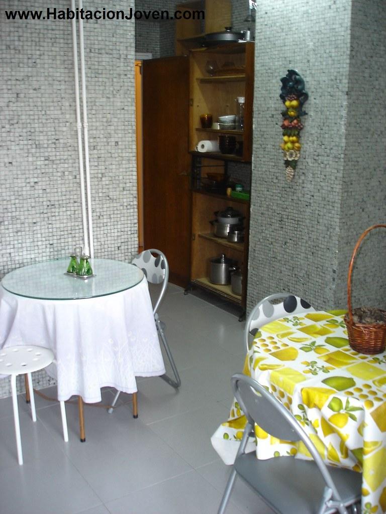 Alquiler habitaciones madrid vallehermoso universidad - Alquiler cocina madrid ...