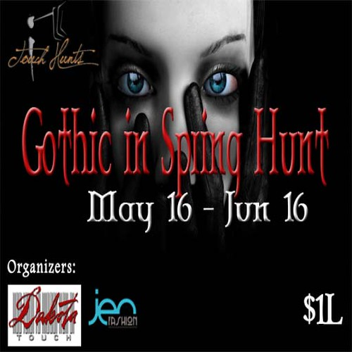 Gothic in Spring Hunt by Cherokeeh Asteria