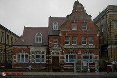 White Star Offices, Canute Chambers, Canute Road, Southampton