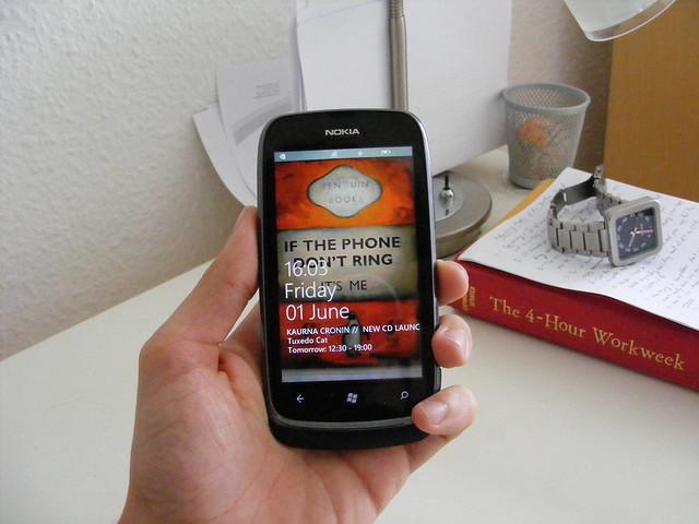 El Nokia Lumia 610