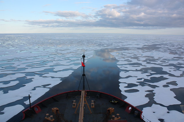 photo of Arctic Ocean