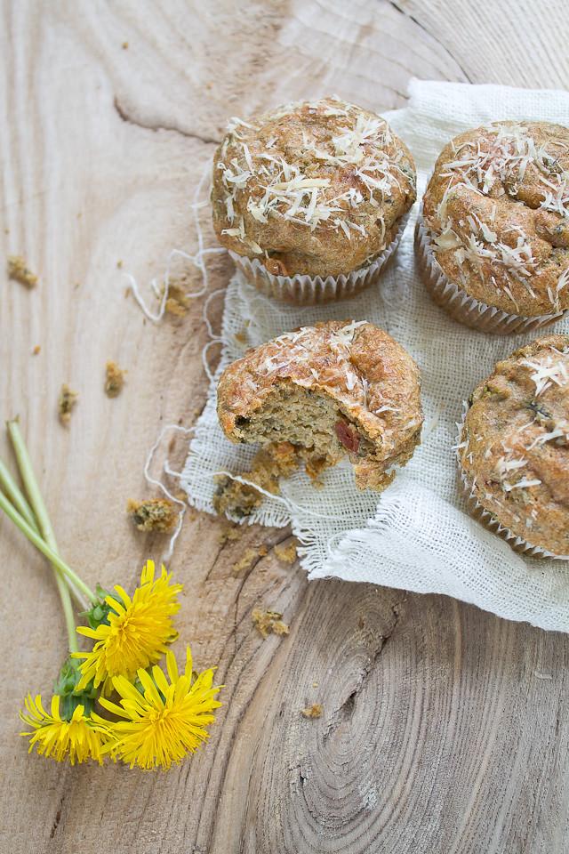 Sorrel Muffins