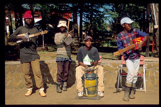 Malealea Band, Malealea Lodge, Lesotho