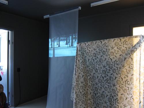 Erase by Margarida Paiva + performance by Roghieh Asgara Torvund