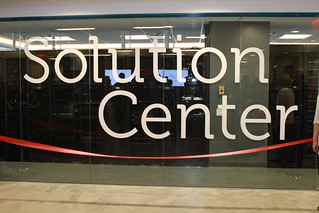 Solution Center DataCenter Showcase