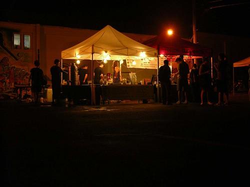 2012 Northern Spark Intermedia Arts & a beer