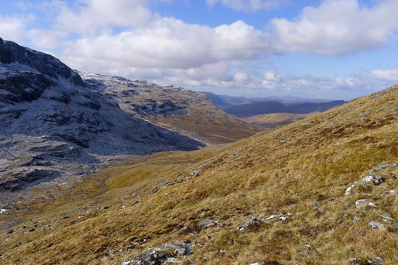 Towards Loch an Laoigh