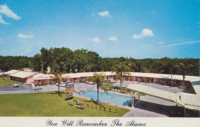 Alamo Motel - Silver Springs, Florida