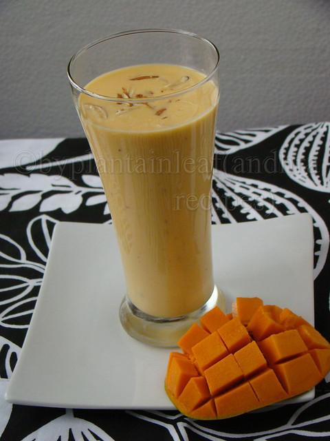 mangobadam milk