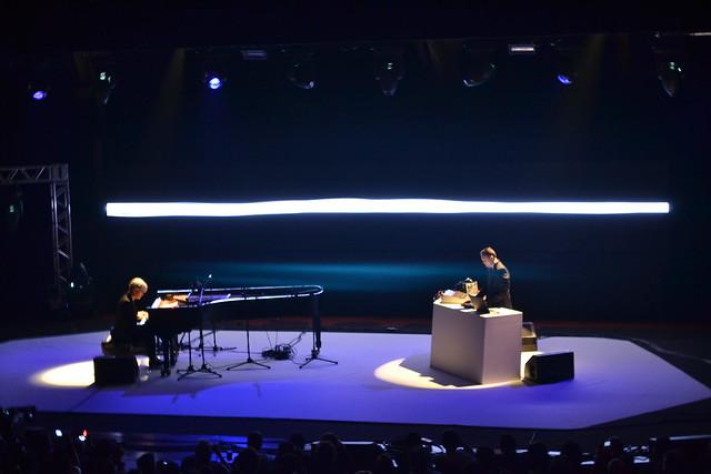 Sónar Palco Hall -  Alva Noto & Ryuichi Sakamoto 7