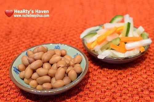 Li Li Hyatt Appetizer