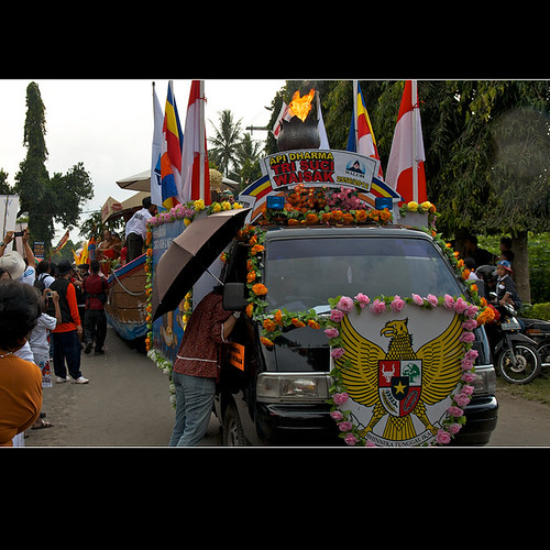 mobil Api Dharma