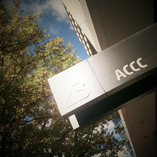 ACCC's Canberra office