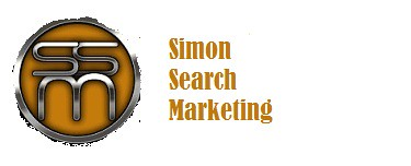 simon search marketing logo on white