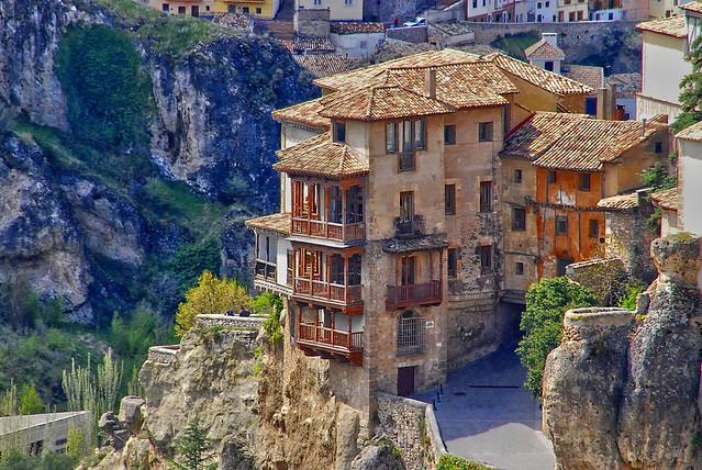 Casas Colgadas de Cuenca - a gallery on Flickr