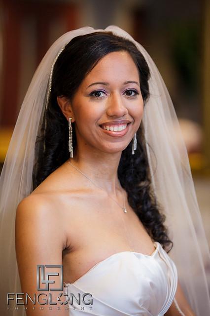 Taqueesa & Adrian's Wedding   Word of Faith Cathedral   Atlanta Austell Wedding Photographer