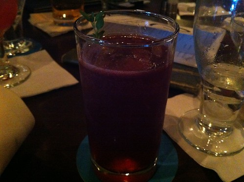 Old Time Prairie Berry Fizz