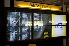 RCF: Hertz #1 Gold Club
